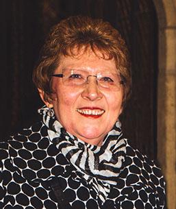 Photo of teacher Brigitte Ryckaert