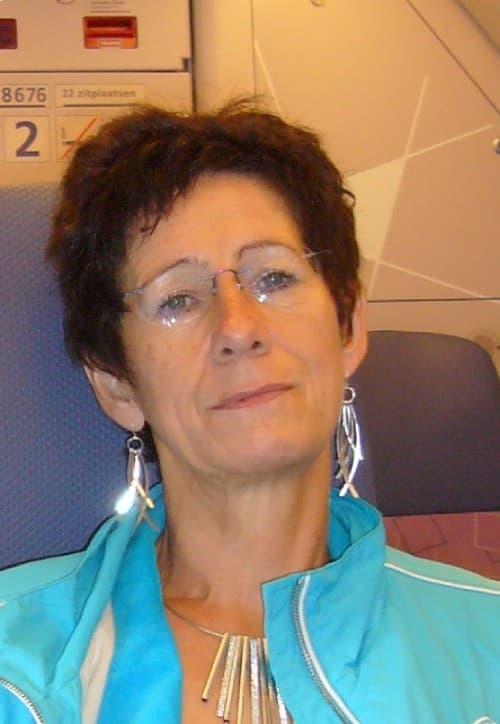 Photo of teacher Ans Bos-Witké