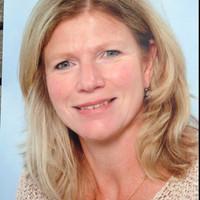 Photo of teacher Annet Steenbergen