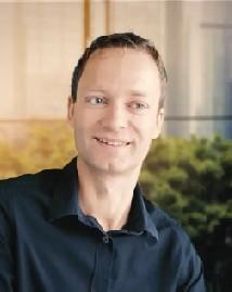Photo of teacher Christophe Goidts
